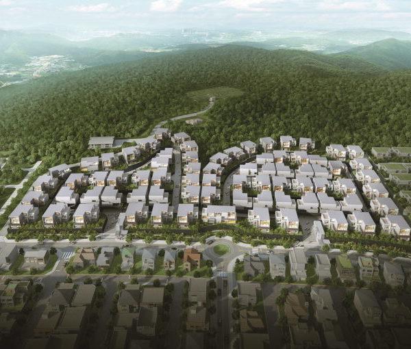 TOWN HOUSE UNJUNG-DONG, PANGYO