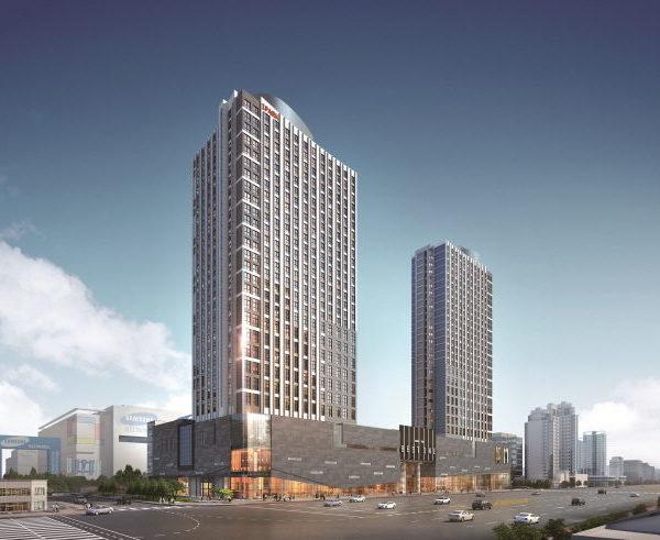 MIXED-USE RESIDENTIAL BUILDING, IPARK GODUK, PYEONTAEK