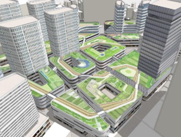 도시관리계획(남대문시장 제1종지구단위계획구역 및 계획 결정_변경)