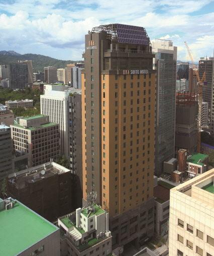 서울 중구 서소문동 ENA 스위트 호텔 (서소문구역 제8-2지구 도시환경정비구역 변경)