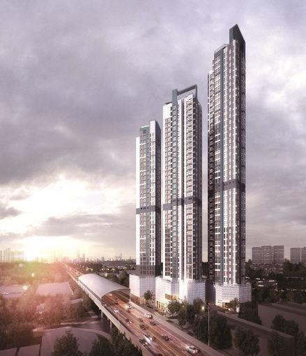 인천 중구 신흥동 주상복합 개발사업