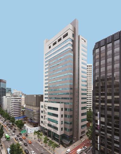 ENA CENTER 빌딩 (서소문 제6지구 도시환경정비사업)