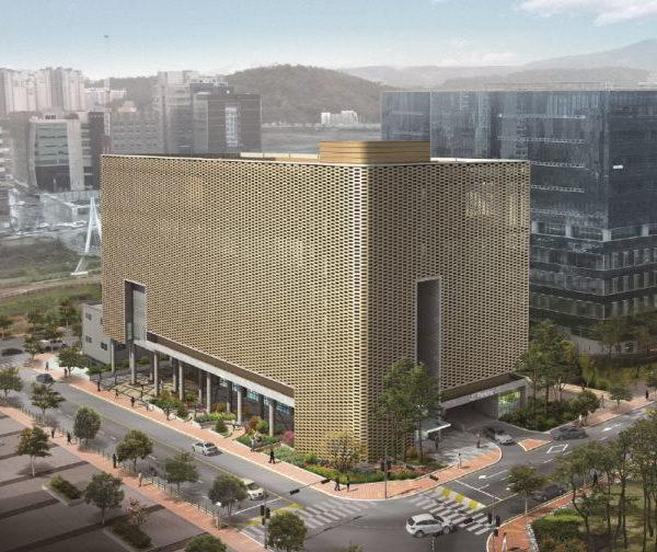 판교 W스퀘어 (삼평동 더블유스퀘어빌딩 복합시설빌딩)