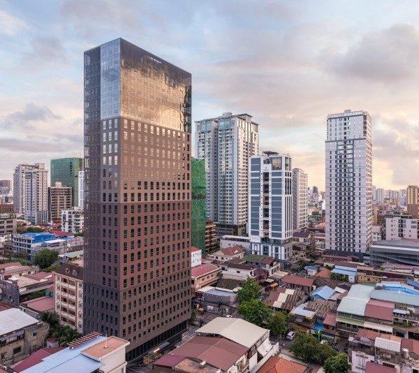 캄보디아 프놈펜 GLKO TOWER