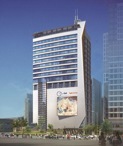 남대문 7-1 도시정비형 재개발구역 정비계획 변경